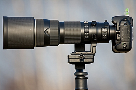 Nikkor 200-400mm f4 ED-IF AS-F VR