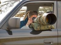 Fotografować z auta...